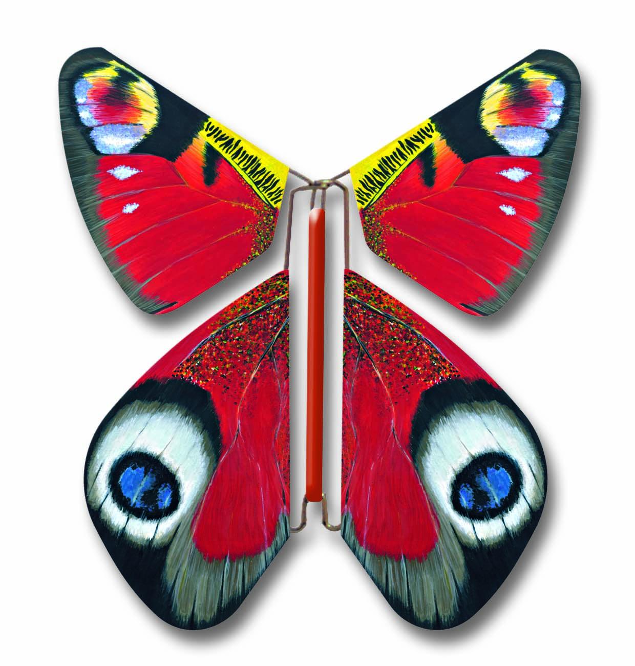Бабочка вылетающая из открытки своими руками